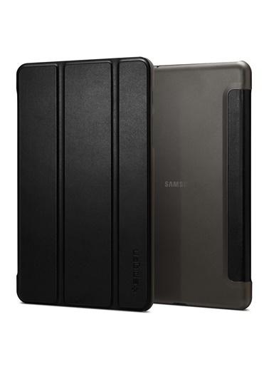 Spigen Galaxy Tab A 8.0 S Pen (2019) Kılıf, Smart Fold Siyah